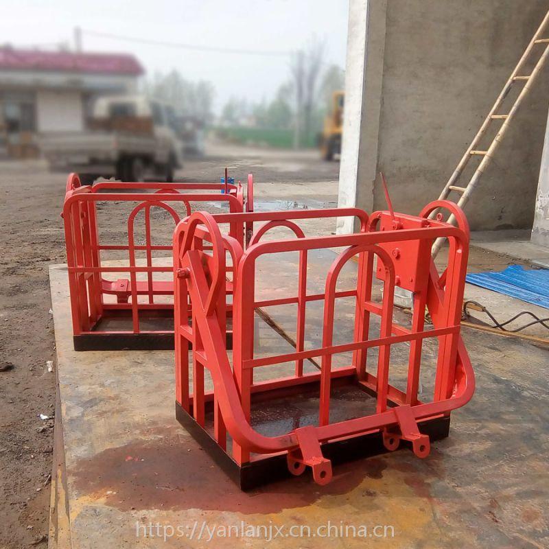 济宁兖兰厂家直销吊篮、高空作业吊篮可定制加工