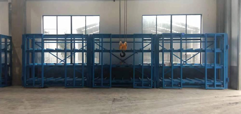 沈阳铝板存取方法 卧式抽屉式货架 板材存放仓库