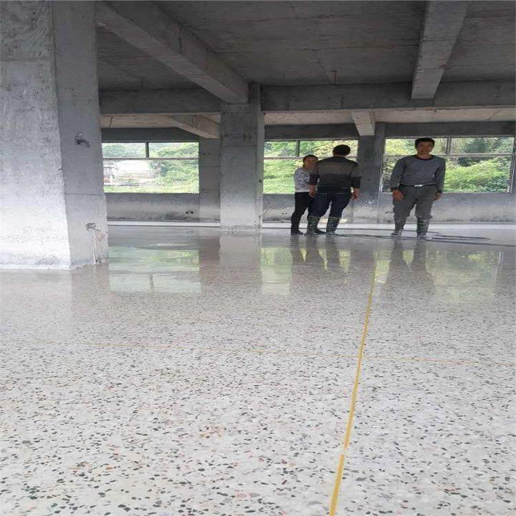 东莞水磨石抛光-厚街厂房地面清洁翻新