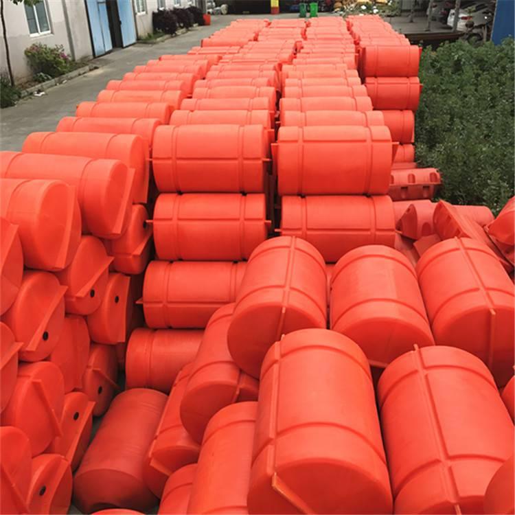 上海水源地拦污浮筒 食品塑料拦污浮排