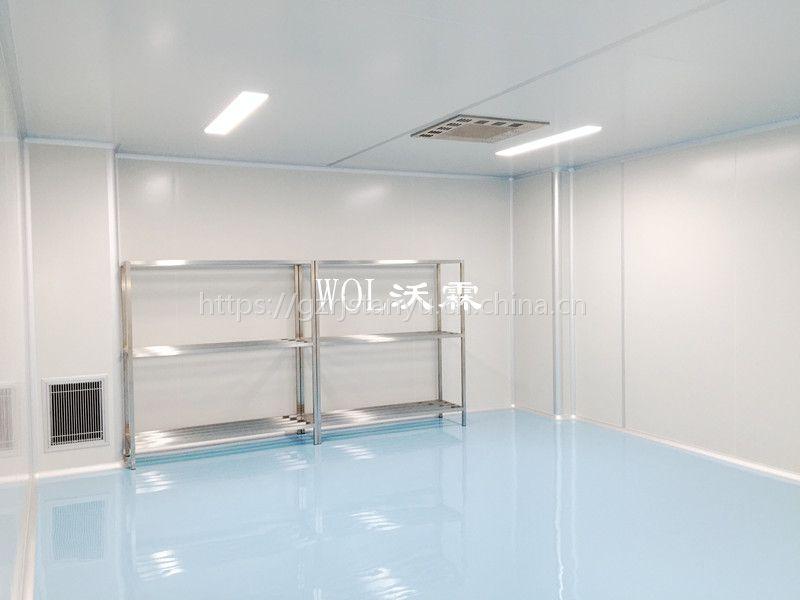 制药GMP车间装修公司 推荐广州沃霖WOL