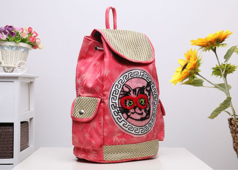 唐家小猫txt书包_现货供应2015韩版小清新学生帆布印花双肩书包 可爱小猫书包