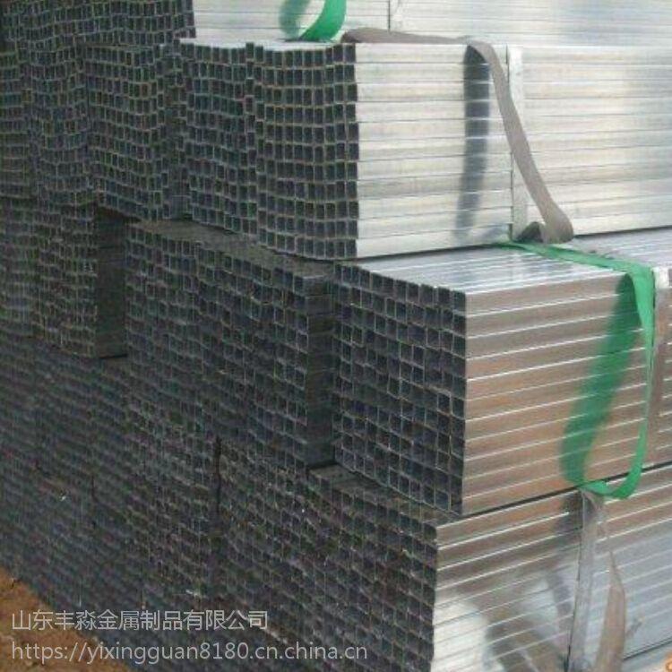 山东厂家经营 冷拔45# 优质矩形管 规格齐全 定尺切割 质量保证