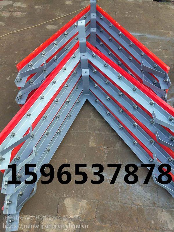 供应现货空段清扫器 适应于清扫输送带非工作面的清扫器