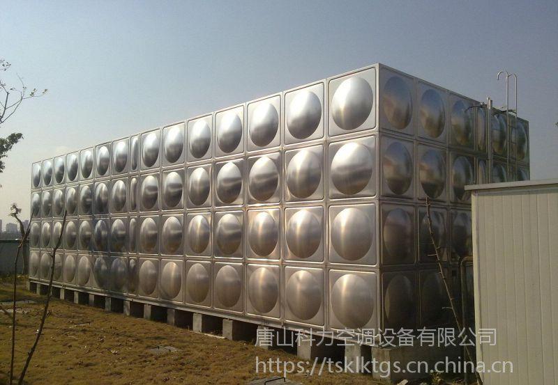 开封玻璃钢水箱搪瓷水箱 消防人防专用