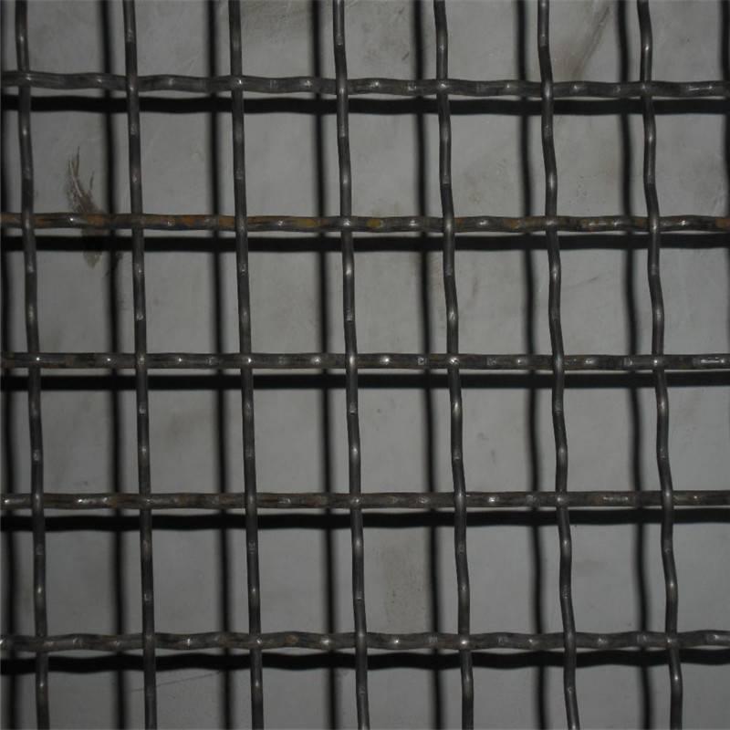 铁丝轧花网报价 煤矿轧花网厂家 编织网网格