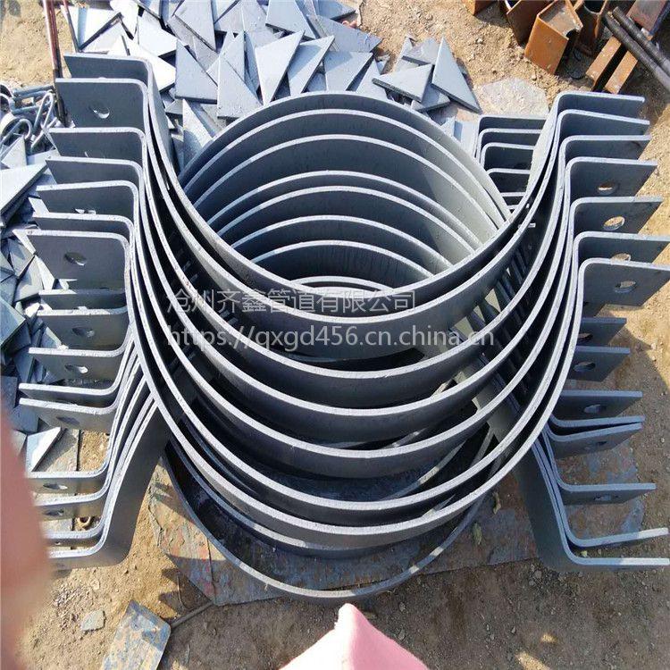 管道用管夹,电厂配件,齐鑫专业生产