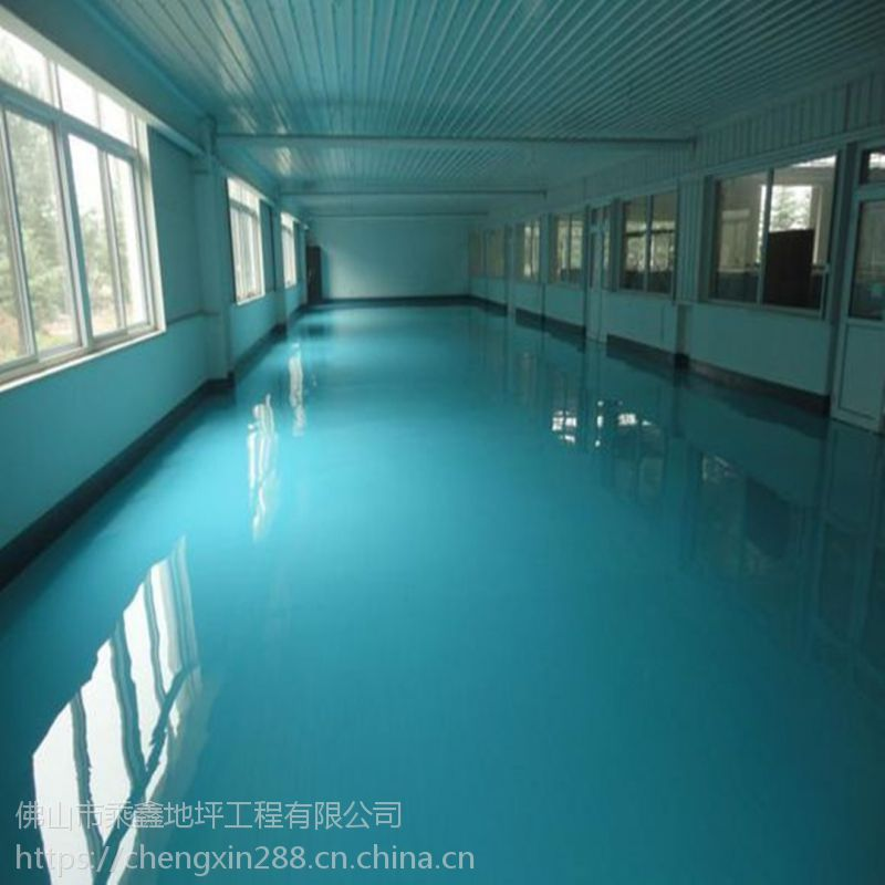 厂家直销地坪漆环氧树脂地坪漆耐磨不褪色不起壳质量可靠环氧地坪漆施工