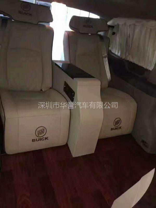 别克GL8内饰改装航空椅/GL8座椅改航空座椅有多种选择也可定制