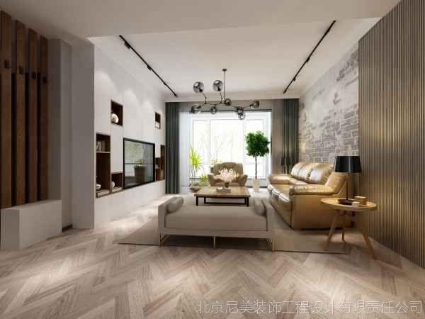 现代奢华独栋别墅装修设计