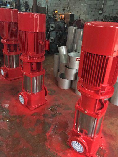 90kw连成消火栓泵电机功率XBD11.5/20-HL东方品牌 消防泵
