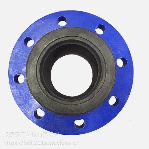 般德阀门供应橡胶接头 铸铁伸缩器 阀门厂家