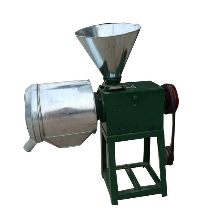 小麦打面机 信达现货供应对辊33全麦磨面机