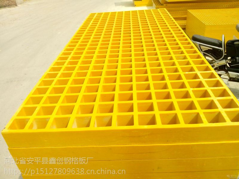 大量生产供应25*38*38玻璃钢格板