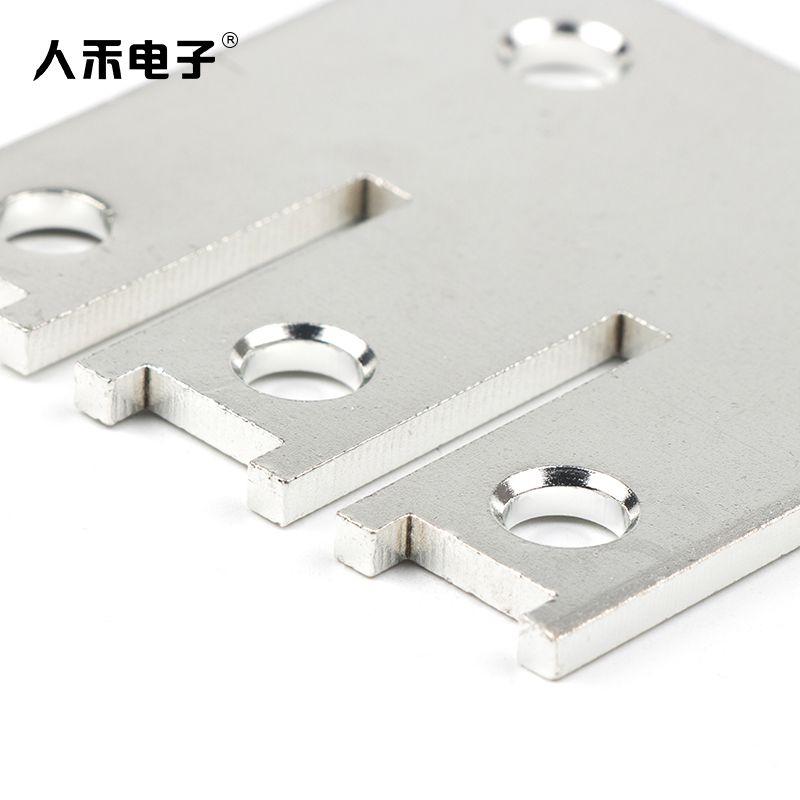 人禾/RHI UPS不间断电源动力柜电流导电切割螺栓孔铜排