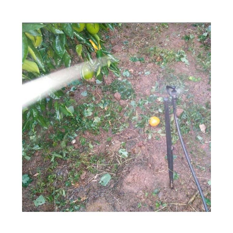 山坡地柑橘微喷灌水肥一体化设备清单