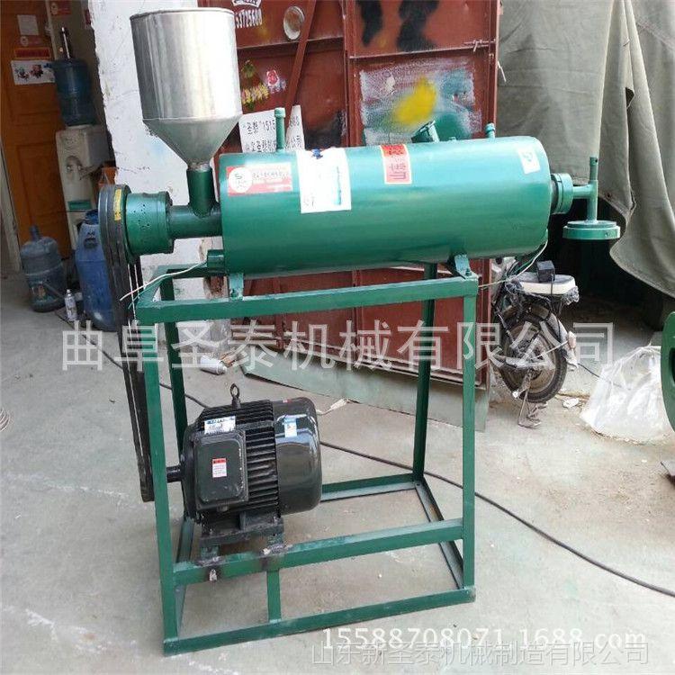 一机多用不锈钢粉皮机 自熟一体米线机 全自动粉丝机