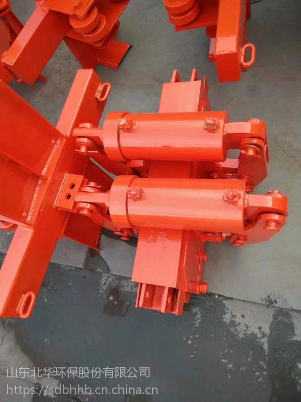 矿用单轨吊液压电缆悬挂拖运装置轨道 链条 小车 制动器 北华制造
