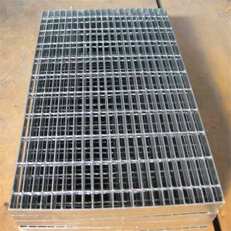镀锌排水板 小区地沟板 防滑踩踏板