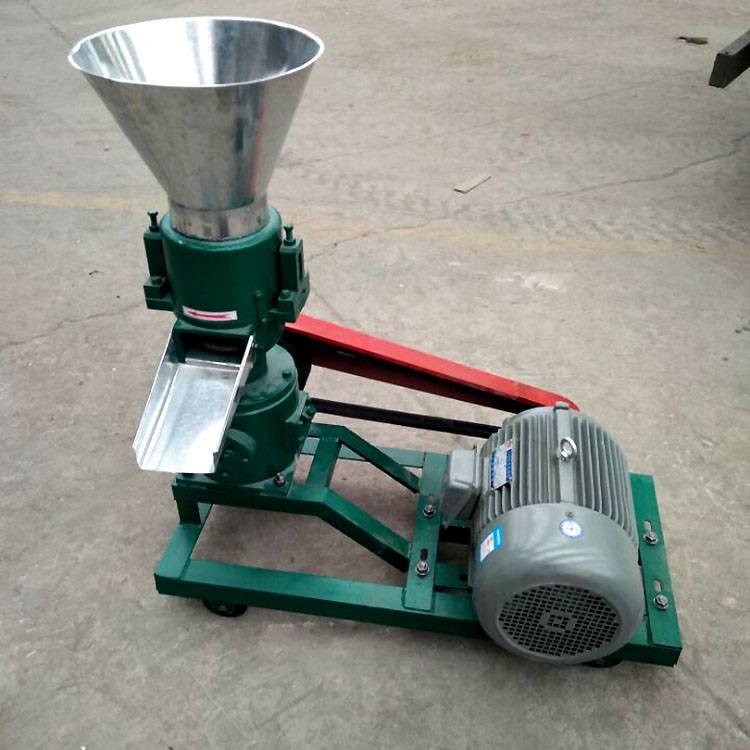 柴油机带动颗粒饲料机 畜禽牲畜制粒机 颗粒饲料机价格