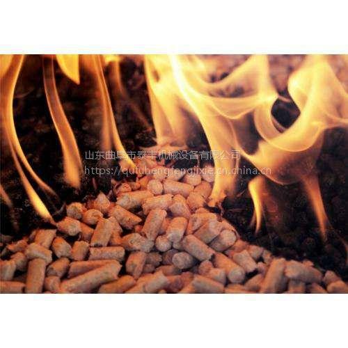 质优生物质环模颗燃料挤压成型机 大型木屑花生壳颗粒机