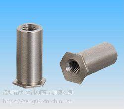 供应通孔压铆螺柱SOO-M5-10