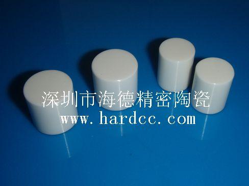 加工 氧化铝陶瓷柱 陶瓷柱塞 氧化铝陶瓷厂家