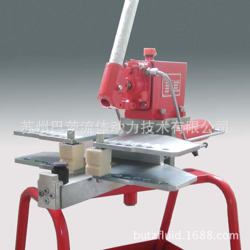 手动液压弯管机,适用于管件冷弯成型,加工直径6-42mm