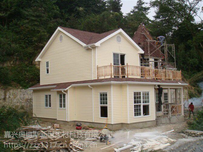 定制 轻钢集成房屋造价 多层轻钢别墅图片
