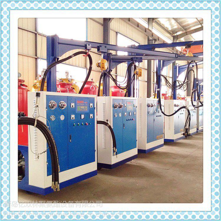 供应亿双林聚氨酯道具布景发泡生产设备 高压发泡机
