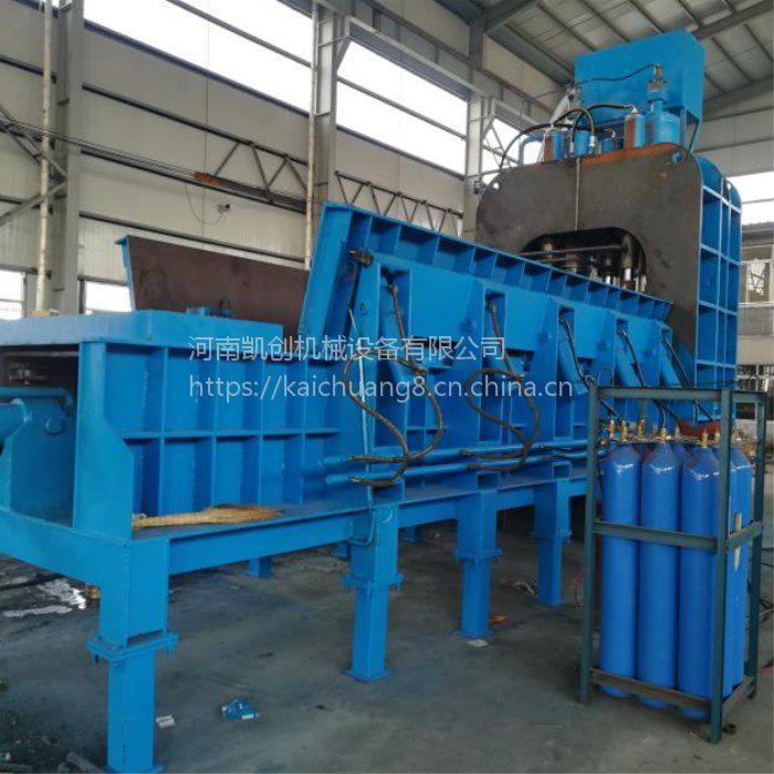 厂家直供大型废钢 废铁龙门剪切机 液压联合冲剪机200吨