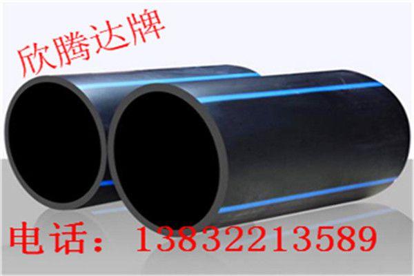 淄博国标PE给水管消防专用