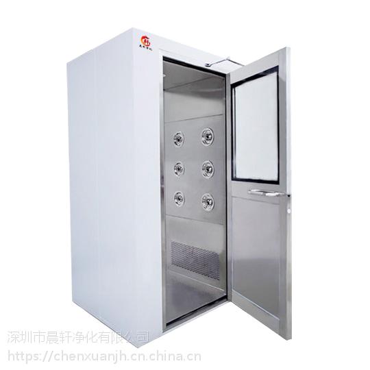 晨轩CXMFLS-A型 标准千级 风淋室深圳厂家直销,支持定制