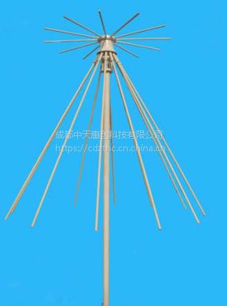 TN301 超短波车载式测向天线(20MHz~3GHz)