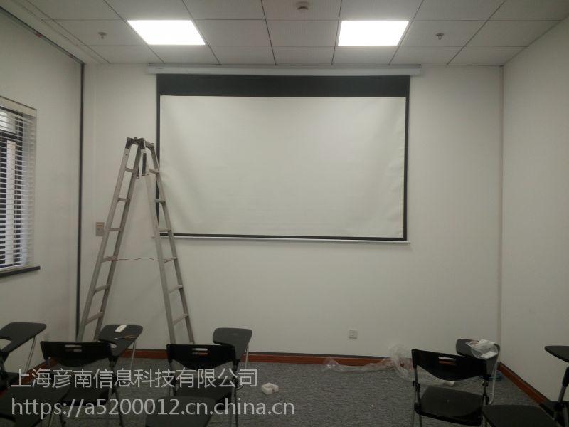 杨浦投影仪维修站 灯泡更换画面显示不正常