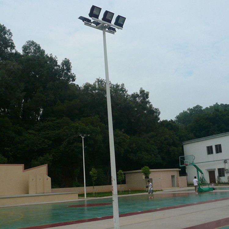 南宁户外道路照明热镀锌灯杆 大功率6米单臂led路灯灯杆厂家
