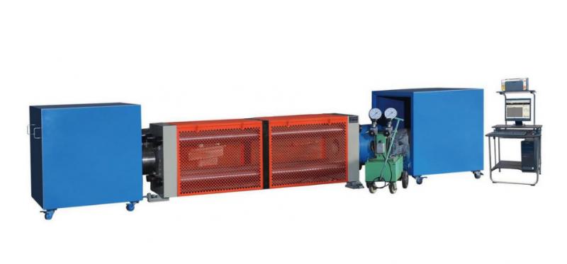 MGW-6500锚固试验机(电动油泵加载 静载锚固力测试 配有重型安全防护网 )