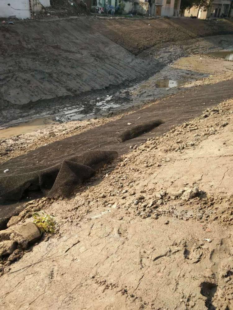 上海路烨7220水工保护毯,河道边坡柔性草毯