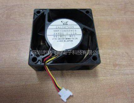 林飞翔销售PAPST TYP 414F 24V 0.8W 4CM 变频器工控散热风扇现货