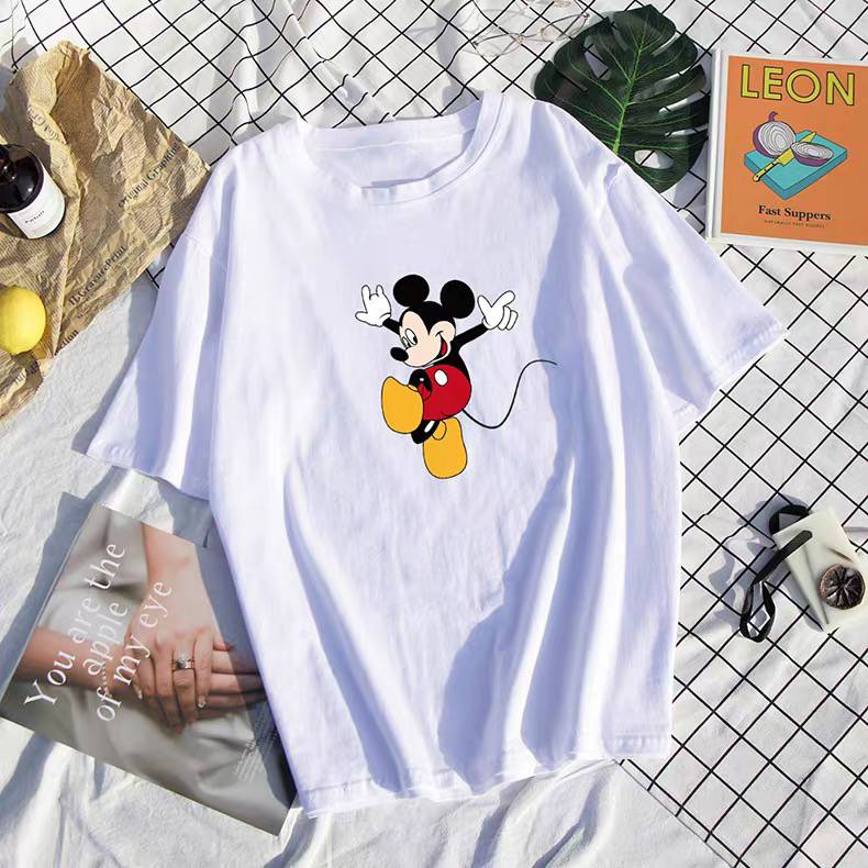 广州2018新款女装T恤时尚纯棉短袖t恤几块钱便宜服装批发