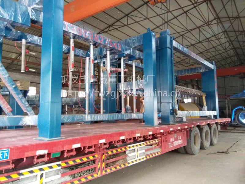 富威重工FW型加气混凝土设备 高产量高抗压