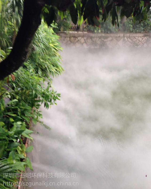 不锈钢喷雾加湿喷头 人造雾降温喷嘴多少钱 (昆明|曲靖|大理|红河|玉溪|丽江)