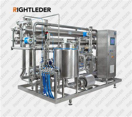 中药提取液膜分离设备 分离纯化系统 膜分离浓缩设备