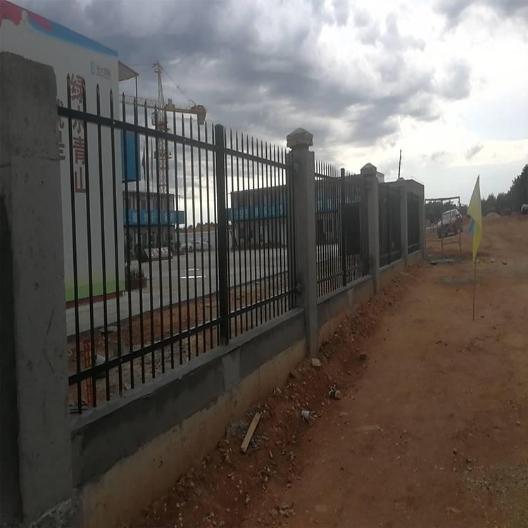 东莞场区隔离栏 中山工地项目部围栏 云浮中交防护栏杆