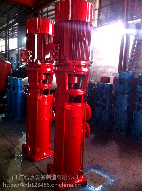 山东哪里有江洋XBD12/15立式消防泵厂家直销