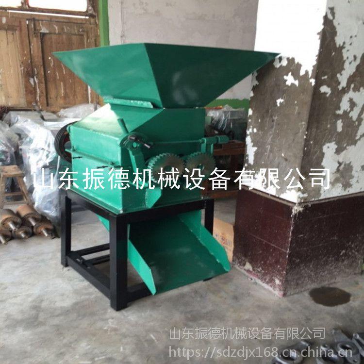 优质商用五谷杂粮碎粒机 家用花生米破碎机 豆扁机 振德畅销