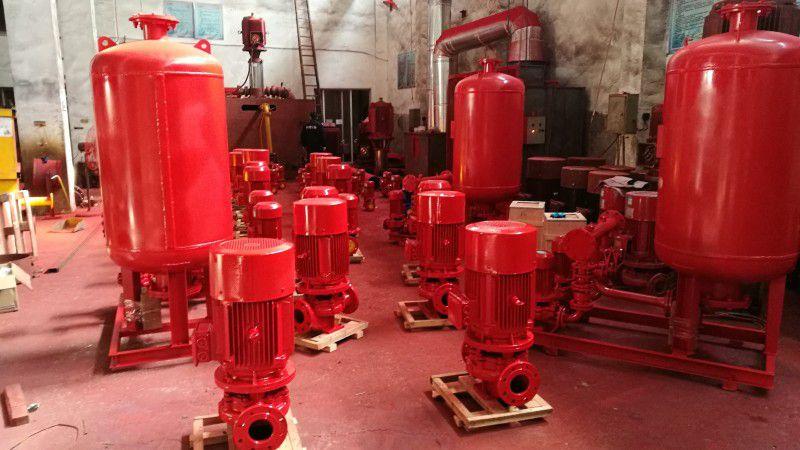 锡林浩特单级消防泵厂家直销'增压稳压供水设备'