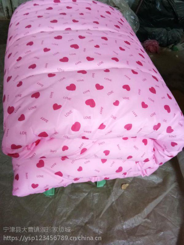 棉花被子手工棉被冬被纯棉加厚保暖单人双人定做被芯褥子学生宿舍