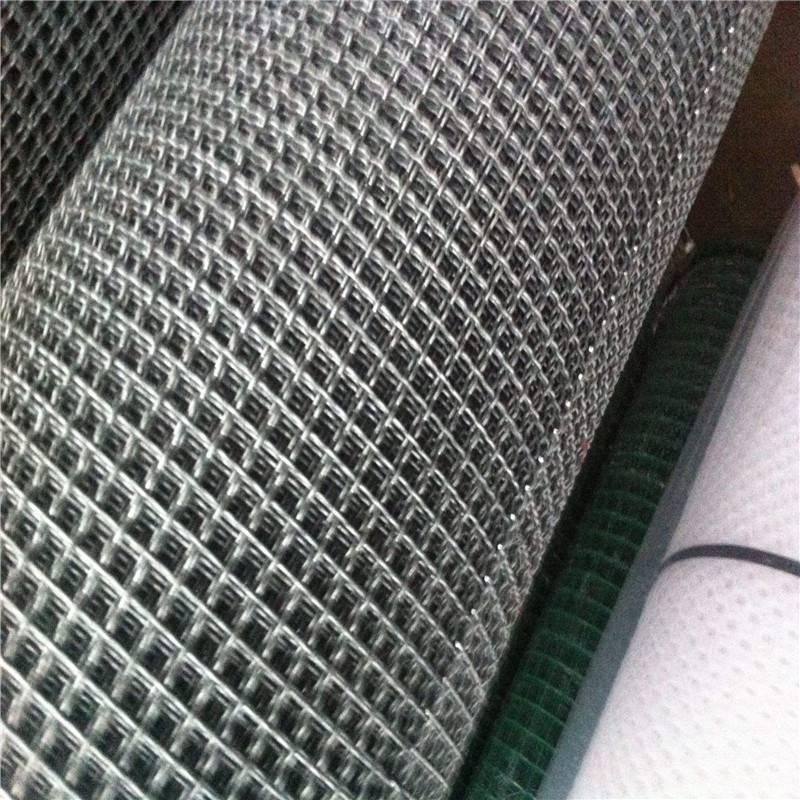 黑钢丝轧花网 养殖轧花网直销商 煤矿振动筛网
