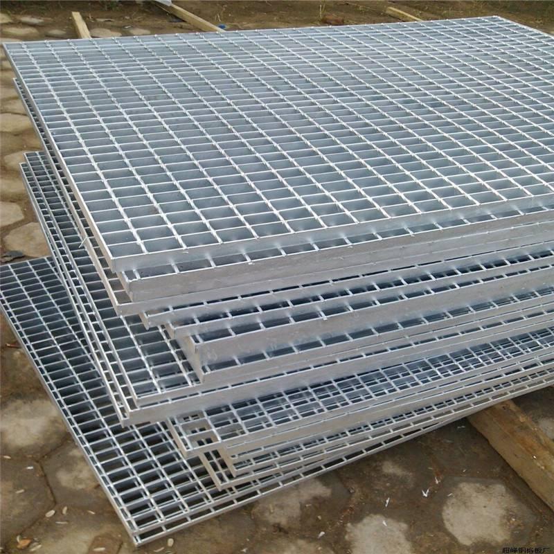 防滑钢格板 定制吊顶钢格栅板 排水沟盖板厂家